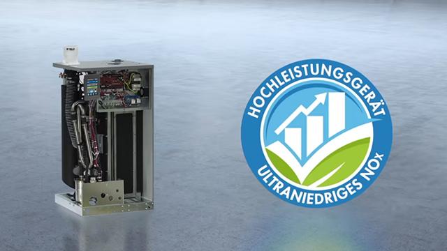 Die Serie LX, das neueste Mitglied in unserer GTS-Produktfamilie, kombiniert die höchste Effizienz auf dem Markt mit ultraniedrigem NOx in einem Gerät.